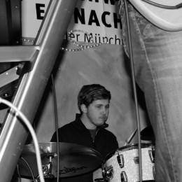 Bernhard Pricha (drums)